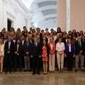 El Consell encabeza la firma del primer Pacto Valenciano contra la Violencia Machista.