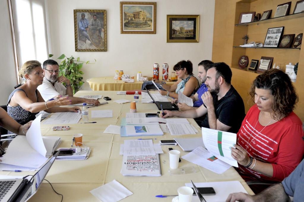 El PSPV de Castelló inicia el curs polític (1)