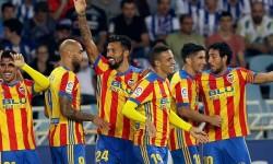 El Valencia gana a la Real Sociedad para meterse en Champions.