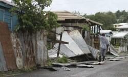 El huracán Irma sigue su devastador recorrido y golpea con fuerza la República Dominicana y a Haití.