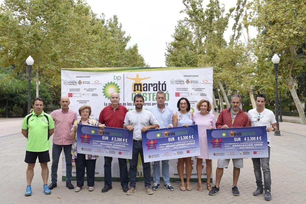 Entrega Recaptació Marató a ONGs 07