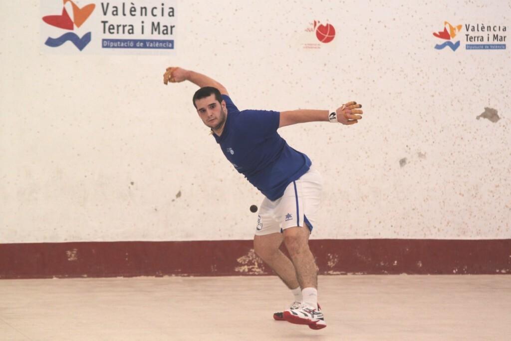 Escoto d'Oliva, jugador del CPV Rafelbunyol