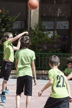 Escuelas de Baloncesto.
