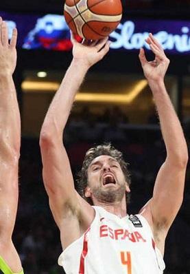 España luchará por el bronce.