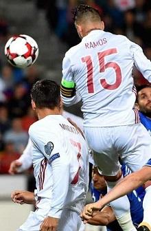España mantine su buen ritmo cara al Mundial de Rusia.