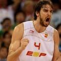 España vence a Hungría en el Eurobasket (64-87).