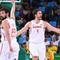 España vence a Rumanía por 91-50 en el Eurobasket 2017.