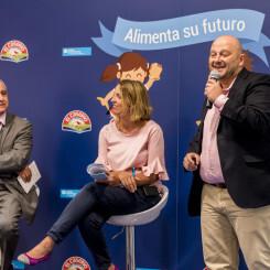 Las meriendas de los españoles, cada vez más sedentarias