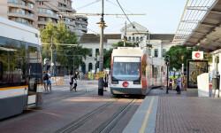 FGV reanuda la circulación en el tramo de la Línea 4 del tranvía reanudacion_servicio_Pont_Fusta_5