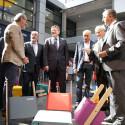 Puig define el sector del mueble como imprescindible para la transformación del modelo productivo de la Comunitat Valenciana