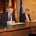 La Generalitat y RTVE firman un acuerdo para el traslado del Centro Territorial de València al Centro de Producción de Programas de Burjassot