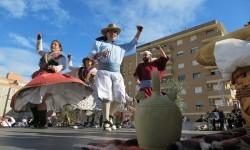 Finaliza la Trobada de Folklore con gran aceptación del público y la participación de grupos de diversas disciplinas.
