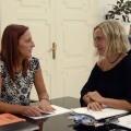Generalitat y Diputación renovarán la colaboración para la creación de nuevos centros sociales.