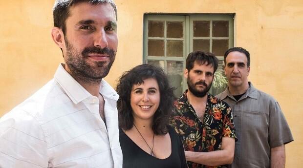 Guillem Arnedo Band & Celeste Alías.