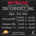 Horarios On Fallas 2017