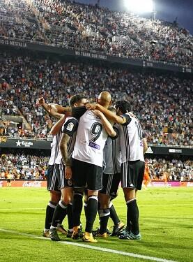 Importante victoria del Valencia.
