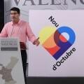 Jorge Rodríguez invita a los valencianos a visitar y conocer la Diputación con motivo del 9 d'Octubre.
