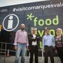 La Diputación abre su nuevo punto turístico en la Marina como escaparate de las comarcas valencianas