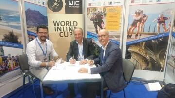 La Diputación traerá a Castellón la primera prueba del circuito mundial de patinaje 'World Inline Cup'
