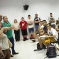 La Escuela de Capataces de Catarroja empieza el curso con todas las plazas ocupadas.
