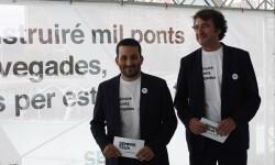 La Generalitat presenta la campaña de promoción del valenciano 'Sempre teua. La teua llengua'.