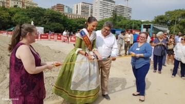 """La Seu-La Xerea-El Mercat tira y arrastra XIII Concurso de Tiro y Arrastre """"Ciudad de Valencia"""" (11)"""