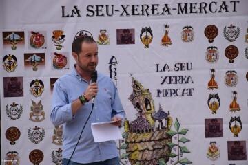 """La Seu-La Xerea-El Mercat tira y arrastra XIII Concurso de Tiro y Arrastre """"Ciudad de Valencia"""" (114)"""