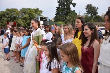 """La Seu-La Xerea-El Mercat tira y arrastra XIII Concurso de Tiro y Arrastre """"Ciudad de Valencia"""" (122)"""
