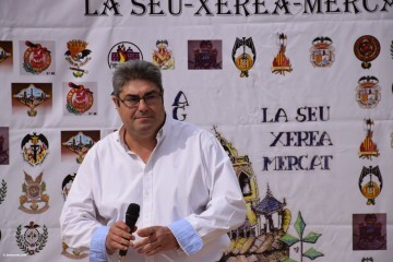 """La Seu-La Xerea-El Mercat tira y arrastra XIII Concurso de Tiro y Arrastre """"Ciudad de Valencia"""" (136)"""