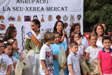 """La Seu-La Xerea-El Mercat tira y arrastra XIII Concurso de Tiro y Arrastre """"Ciudad de Valencia"""" (148)"""