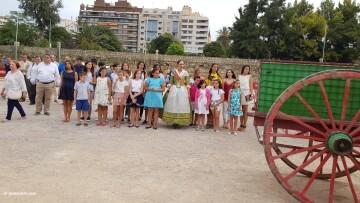 """La Seu-La Xerea-El Mercat tira y arrastra XIII Concurso de Tiro y Arrastre """"Ciudad de Valencia"""" (4)"""