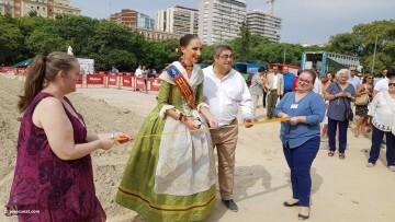 """La Seu-La Xerea-El Mercat tira y arrastra XIII Concurso de Tiro y Arrastre """"Ciudad de Valencia"""" (9)"""