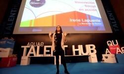 La editora Valerie Miles nos descubre el poder de la comunicación en el Aquae Talent Hub de Elche.