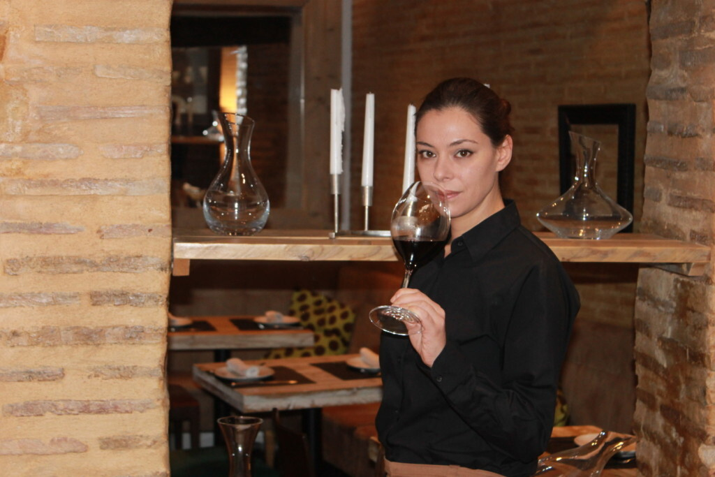 La sommelier Laura Pola se incorpora al restaurante Trencadish