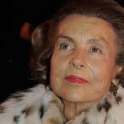 Murió Liliane Bettencourt, la mujer más rica del mundo