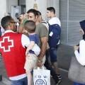 Llegan a España 92 refugiados procedentes de Italia y Líbano.