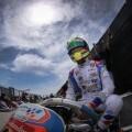 Los pilotos becados por la Diputación suben al podio en el Campeonato de España de Karting.