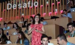 Más de 400 emprendedores, profesionales y estudiantes se dan cita en el Aquae Talent Hub de Elche.