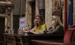 Más de 430 jóvenes se incorporan a trabajar durante un año en el Ayuntamiento. (Sandra Gómez).