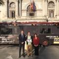 Maratón Valencia y EMT renuevan su acuerdo para beneficiar a corredores y toda la ciudad.