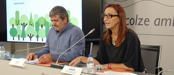 Maria Josep Amigó y josep Bort.