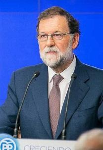 Mariano Rajoy en rueda de prensa.