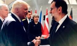 Mariano Rajoy se reúne este martes con Trump en su segunda visita a la Casa Blanca.