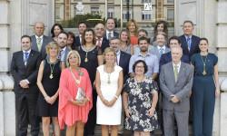 Medalla d'Or de la ciutat Institut Ribalta 22