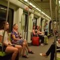 Metrovalencia desplazó en agosto más de tres millones de viajeros.