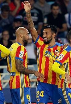 Nueva victoria del Valencia.