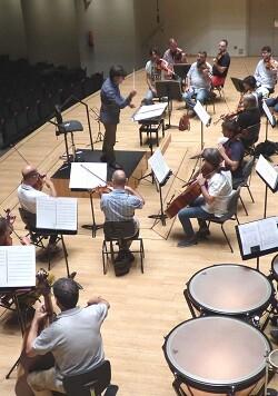 Orquesta de Valencia.