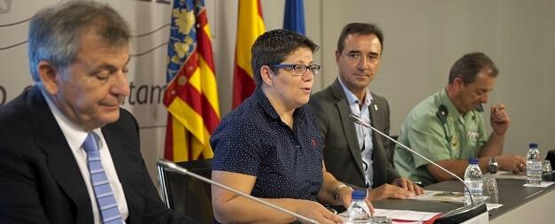 Presentación de la VII Volta a València.