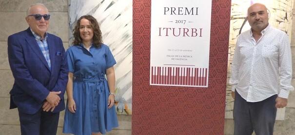 Presentación del Premi Iturbi.
