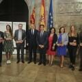 Puig destaca la potencia del sector turístico como motor de la economía valenciana.